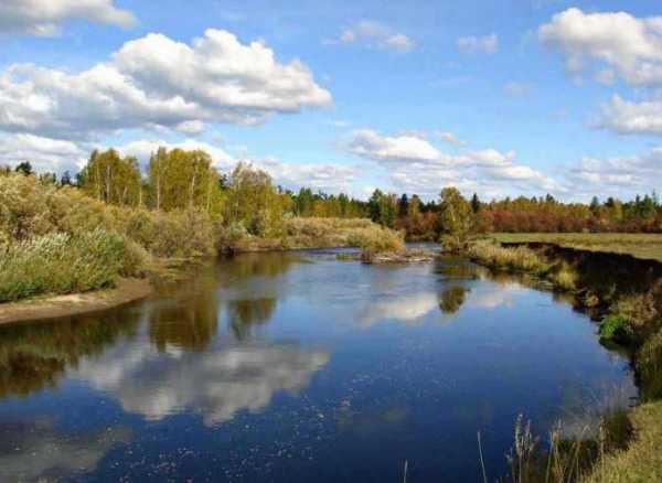 Рыболовные места Нижегородской области: список