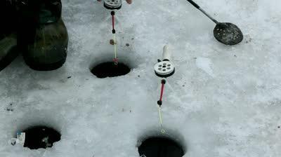 Как ловить окуня зимой на мормышку? Мормышки для зимней ловли окуня