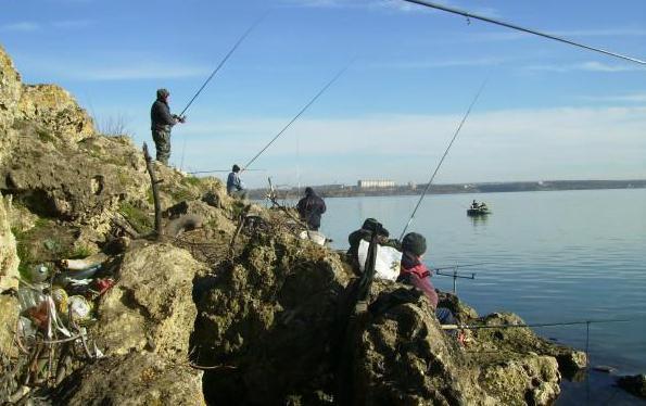Отдых и рыбалка в Ставропольском крае