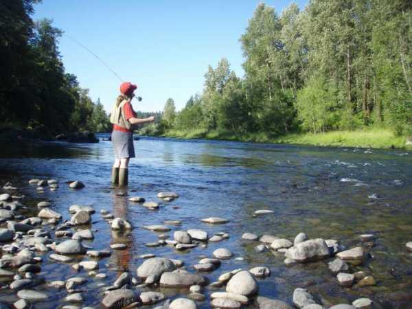 Где лучше порыбачить с берега? Где отдохнуть и порыбачить в Москве и Подмосковье?