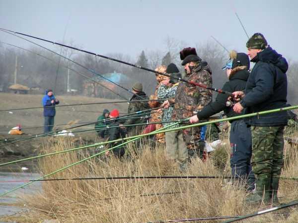 Необычные способы ловли рыбы