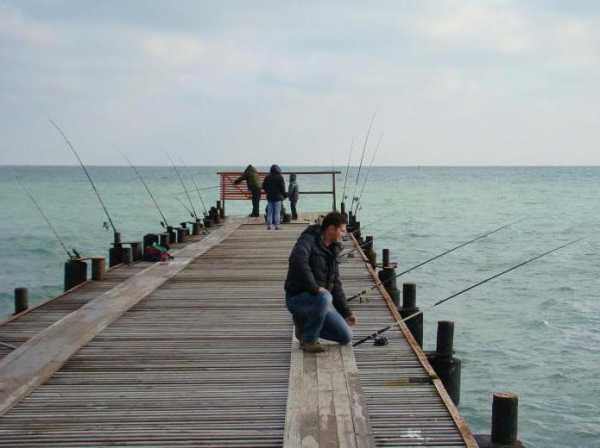 Рыбалка в Анапе: отзывы. Морская рыбалка с берега