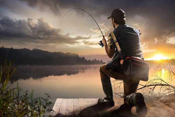 Где клюет рыба и на что ловить?