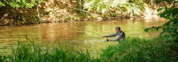 Основные виды рыбалки