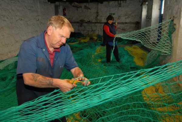 Бредень - это сеть для ловли рыбы