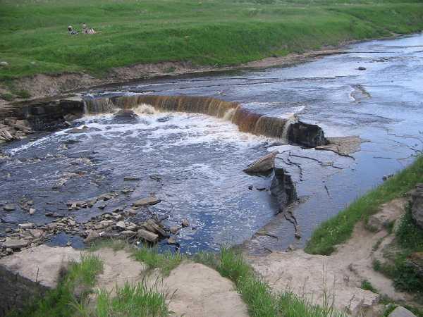 Река Тосна: расположение, описание, рыбалка