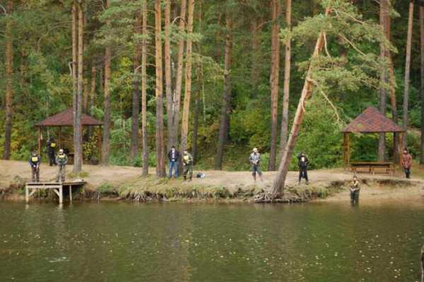 Рыбалка на Калиновке - фото и отзывы