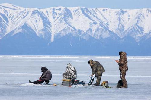 Зимняя рыбалка в Мурманской области: фото и отзывы