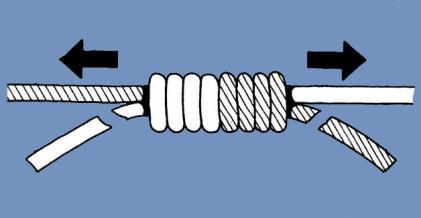 Как привязать шнур к шнуру: проверенные способы